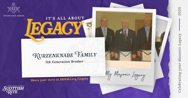 Kurzenknabe family's Masonic legacy