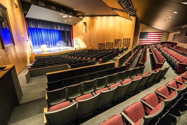 Scottish Rite Lodge Auditorium
