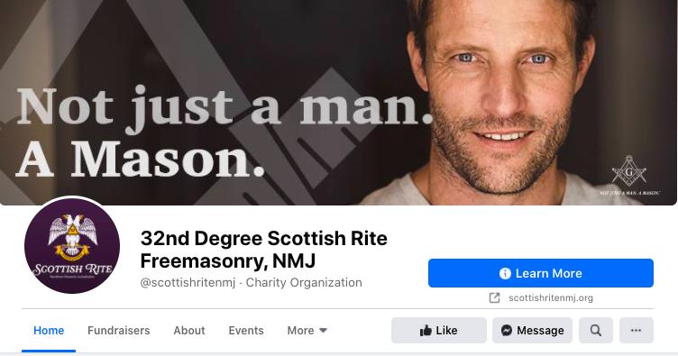 Scottish Rite, NMJ Facebook Page