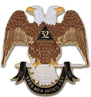 Scottish Rite double-headed eagle